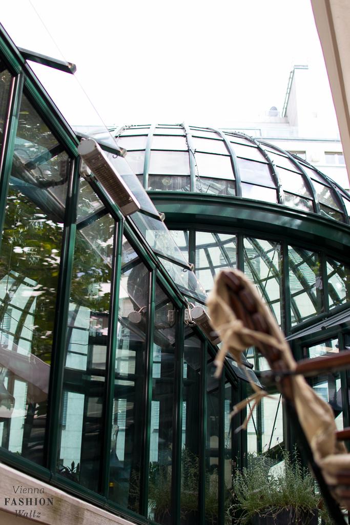 Mittagsmenü in der Clementine im Glashaus | Palais Coburg