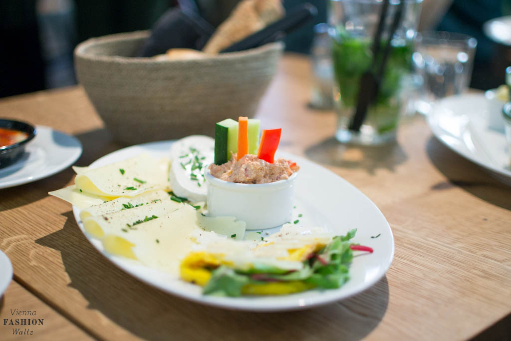 Frühstück im Waldemar