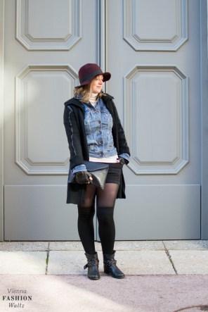 Layering Outfit für den Herbst