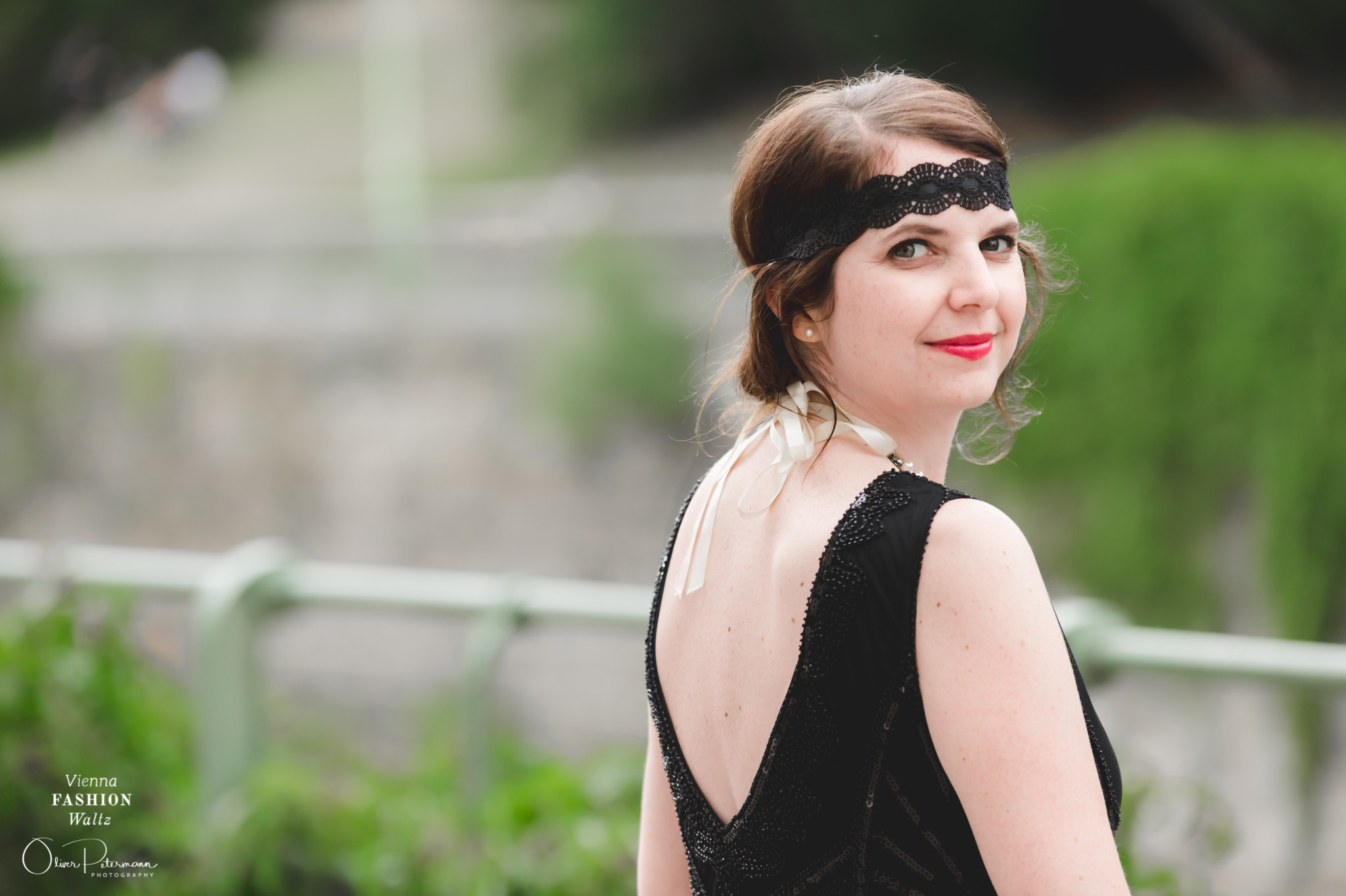 Little Black Gatsby Dress Goldene 20er Jahre Roaring