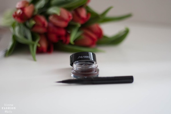 Review Shiseido Test Eyeliner