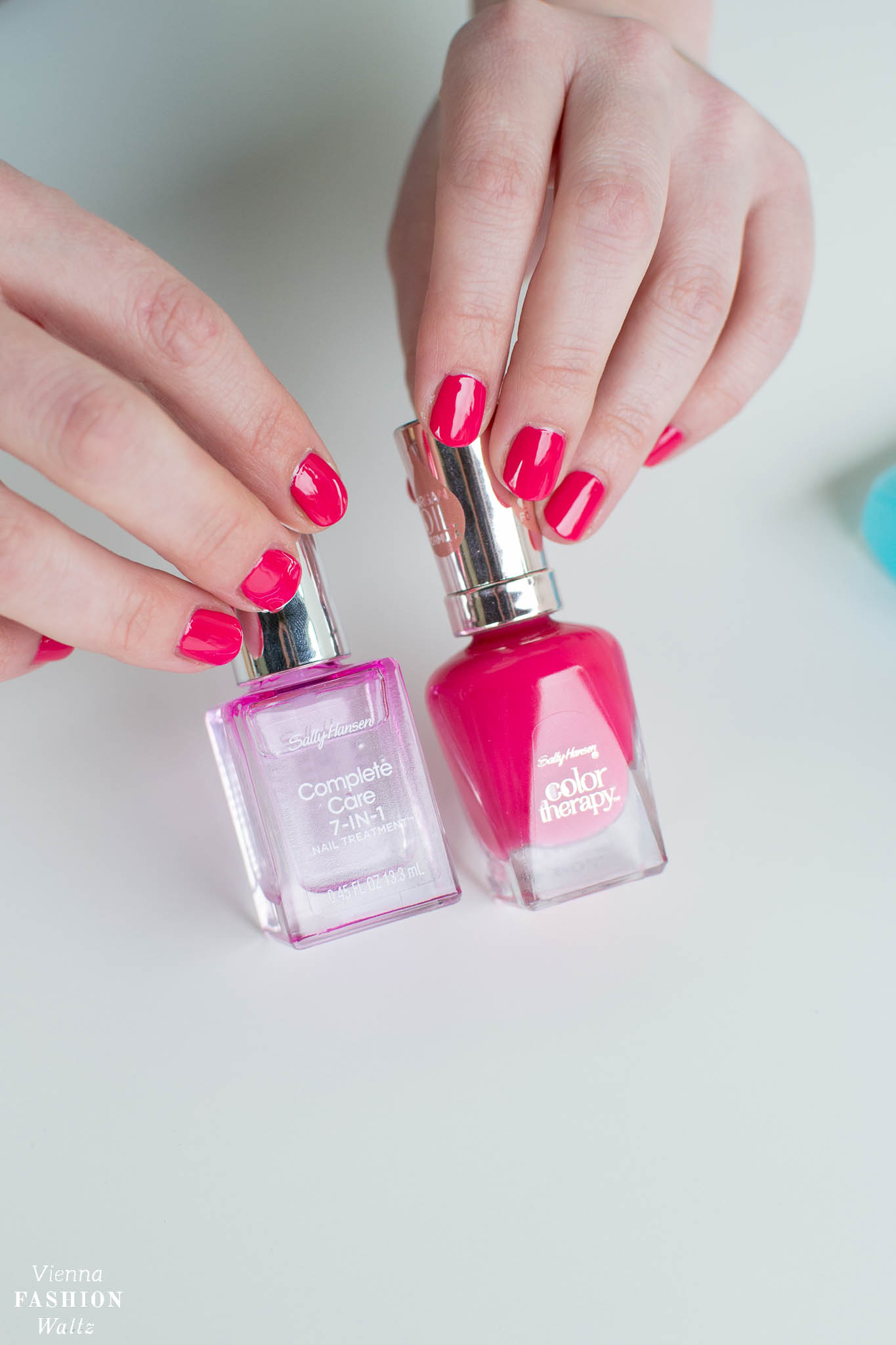 Sally Hansen Nail Care im Test