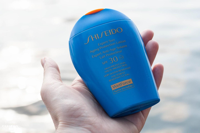 Sonnenpflege von Shiseido Tipps & Tricks Sonnenbrand