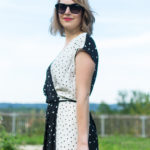 Why Polka Dots & Wrap Dresses are just so trendy? Austrianblog Vienna Fashion Waltz