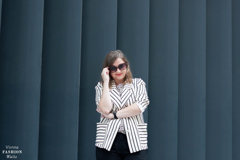Escada Blazer, Herbsttrend Leoprint & Stylingtipps, Fashion, Outfit, Trends, Style