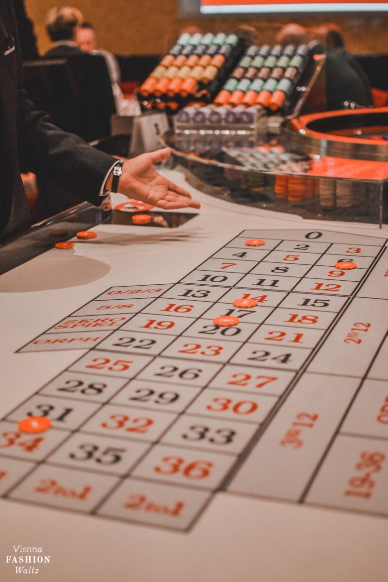 Roulette, Casino Austria Graz