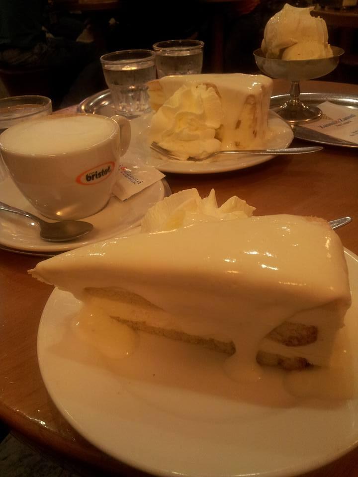 Zanoni Yogurt Tart