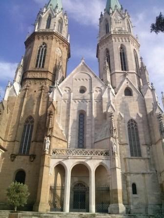 Klosterneuburg church