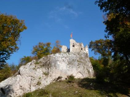 Ruins of Johannstein castle