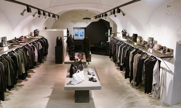 """Lifestyle-Boutique mit """"eigensinnigem"""" Konzept"""