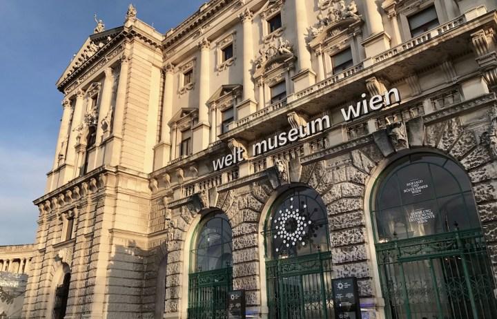 Ein Weltmuseum für eine Stadt von Welt