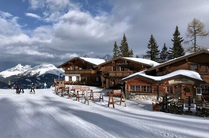 """Skihütten mit """"Alpine Lifestyle"""" in Ski amadé"""