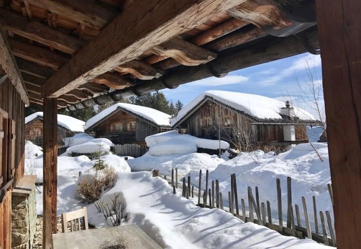 """Alpine Lifestyle"" im Bergdorf Priesteregg Leogang"