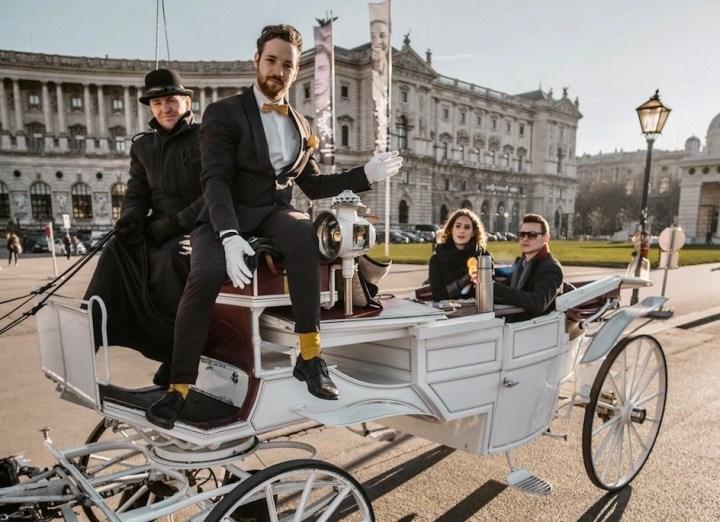 Ein Advent-Wochenende in Wien