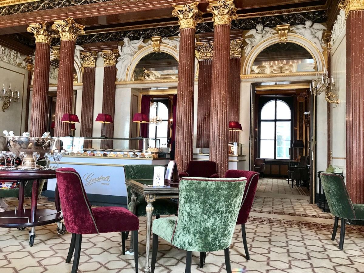 Wiens Grands Cafés: beliebte Kaffeehaustradition
