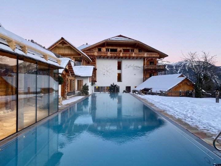Ski & Wellness im Naturhotel Höflehner