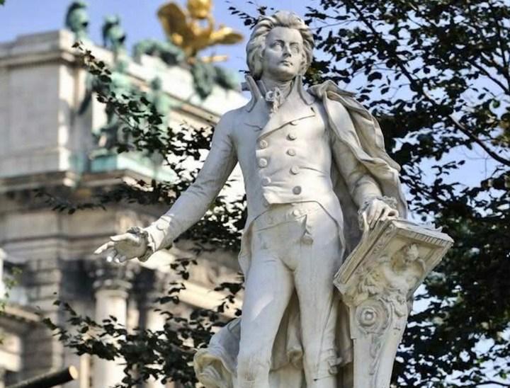 Wenn Denkmäler in Wien musikalisch erklingen
