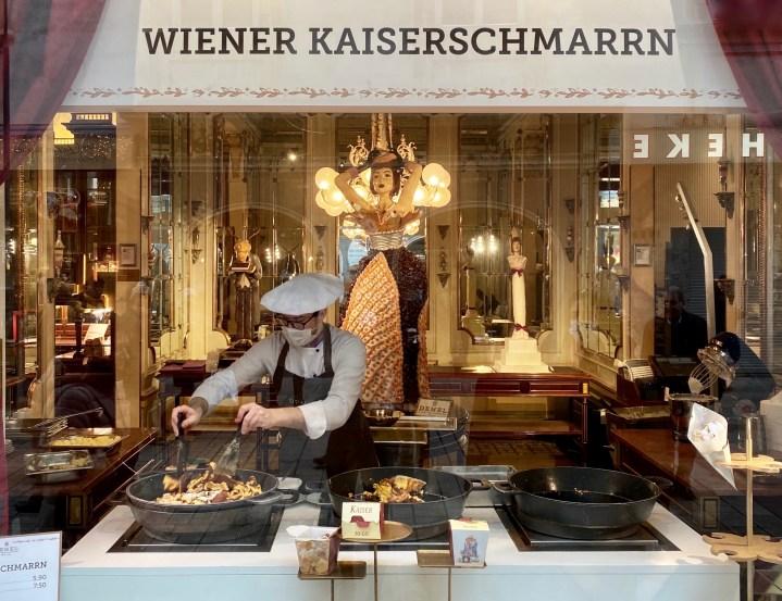 "Kulinarik: Wiens Lockdown 3.0 wird immer ""süßer"""