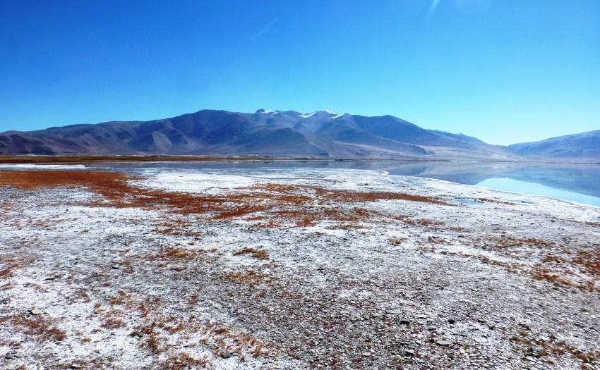 Lac de montagne du Ladakh