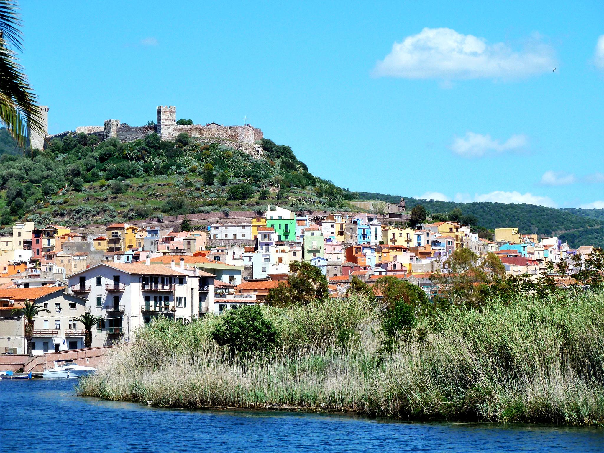 Village de Sardaigne