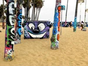 peintures sur plage
