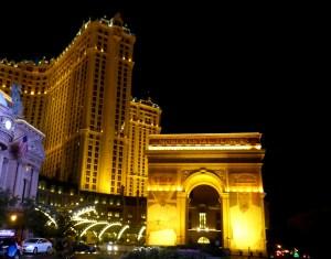 Las Vegas Arc de triomphe
