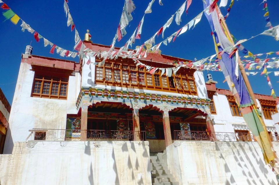 Partez à la découverte des monastères ladakhis