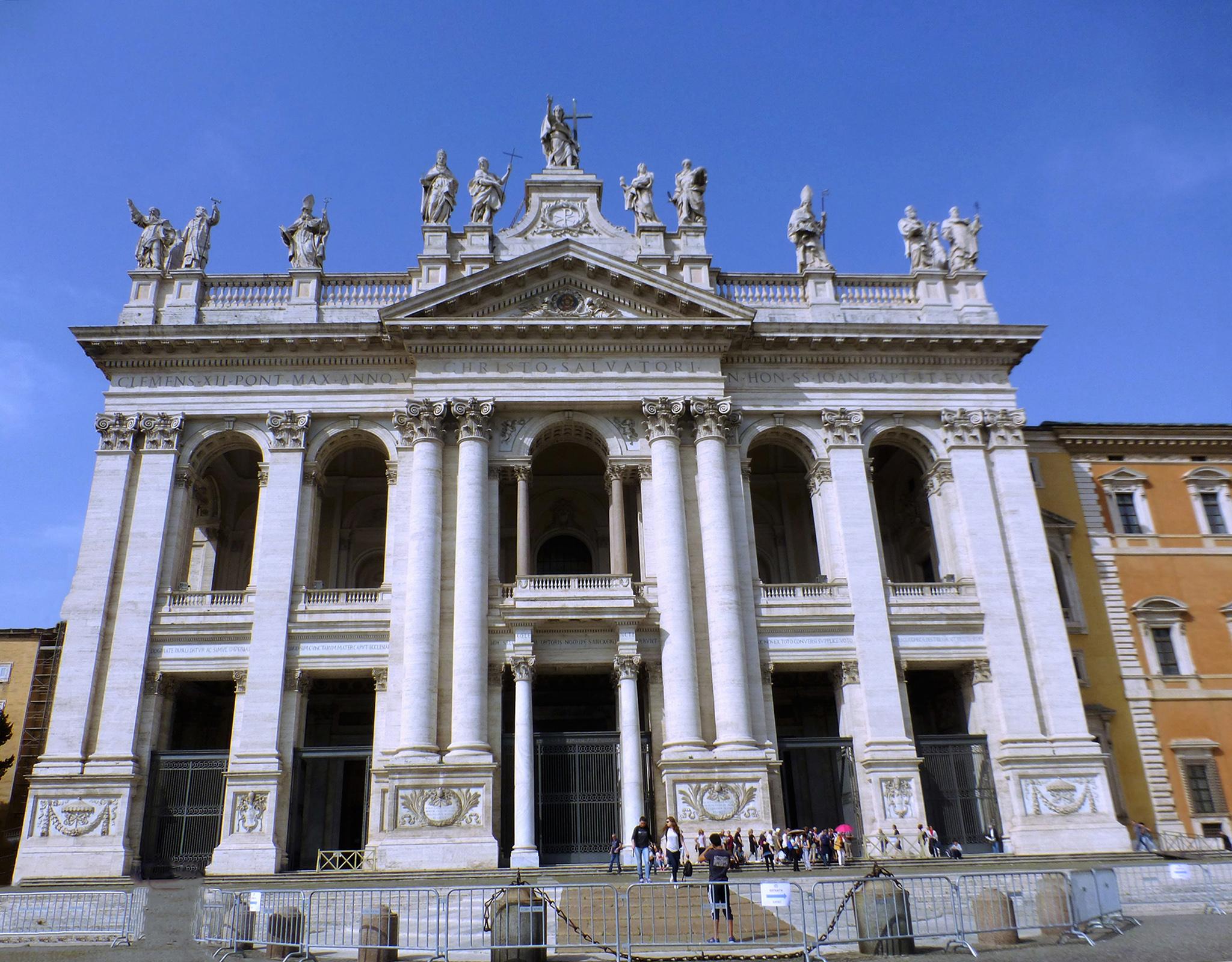 Basilique de Rome