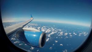 garder forme avion