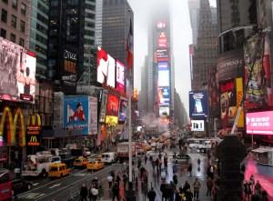 place réputée de manhattan New York City
