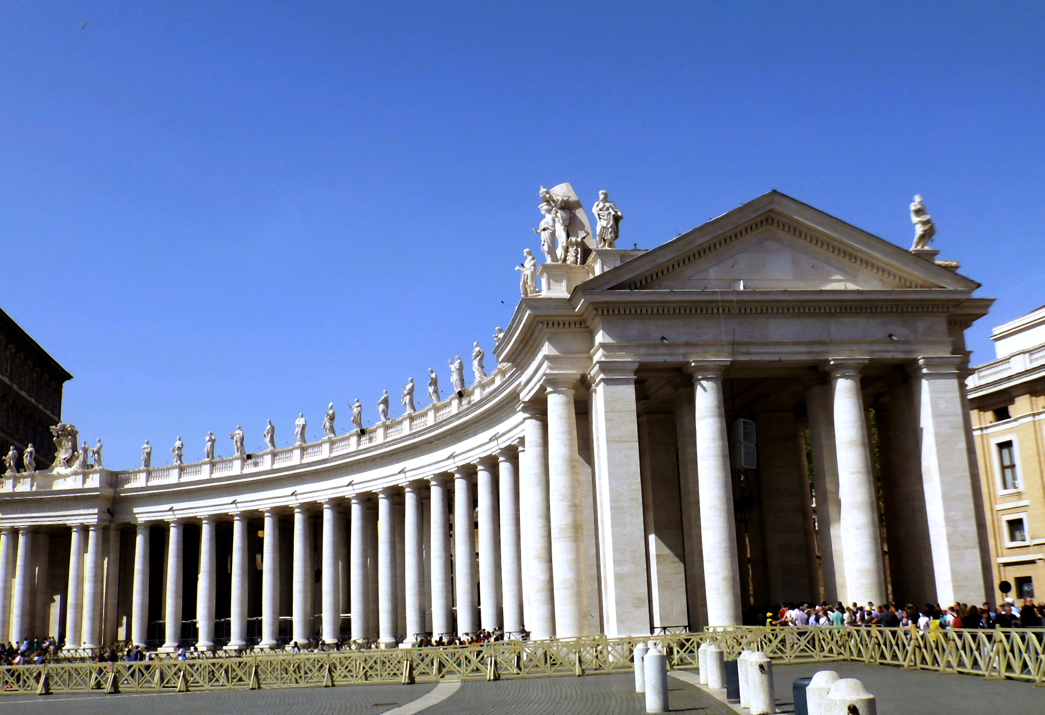 Place Saint-Pierre Vatican