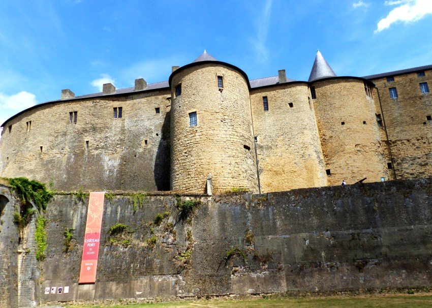 Château fort Sedan