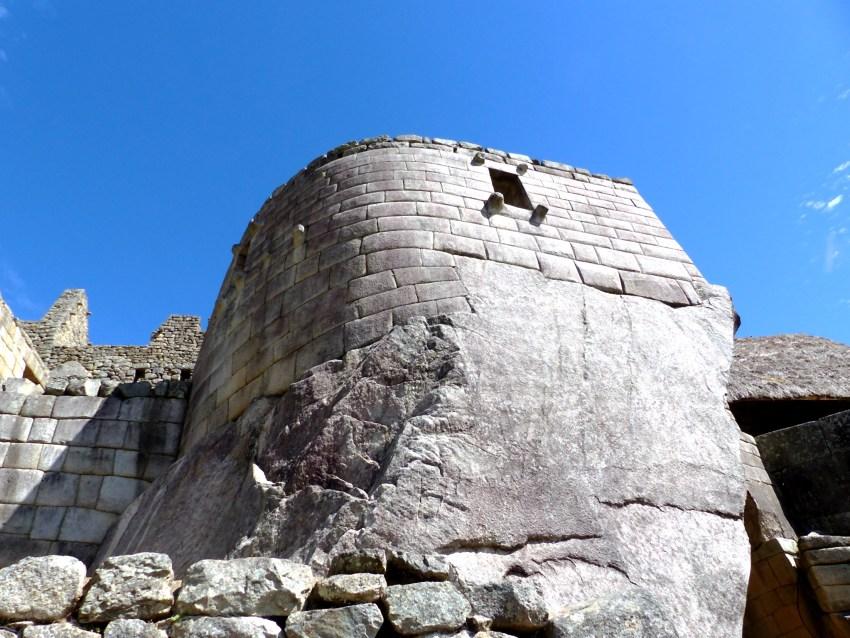 temple machu picchu pérou