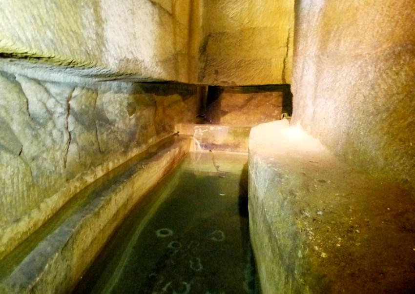 Canal souterrain