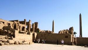 Temple pharaonique