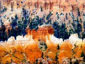 Bryce Canyon et ses colonnes de pierre