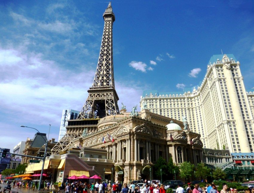 Las Vegas casino Paris