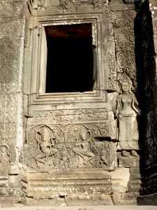 Angkor Thom sculptures