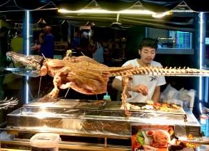 Bangkok cuisine de rue