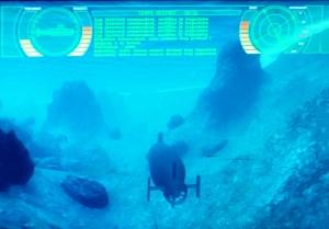 Cité de la Mer simulateur sous-marin