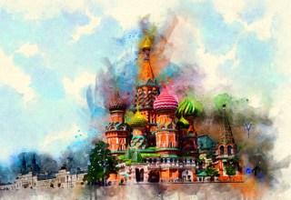 Moscou cathédrale