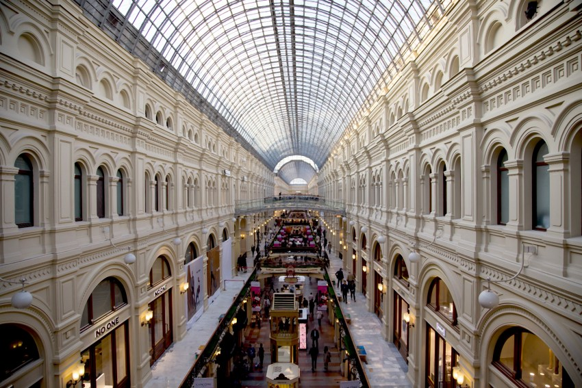 Moscou magasin