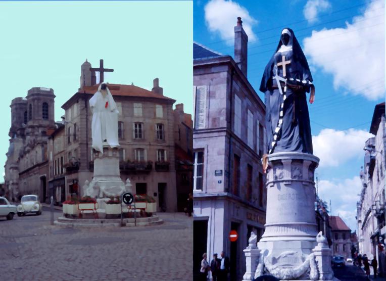 Diderot déguisé à Langres