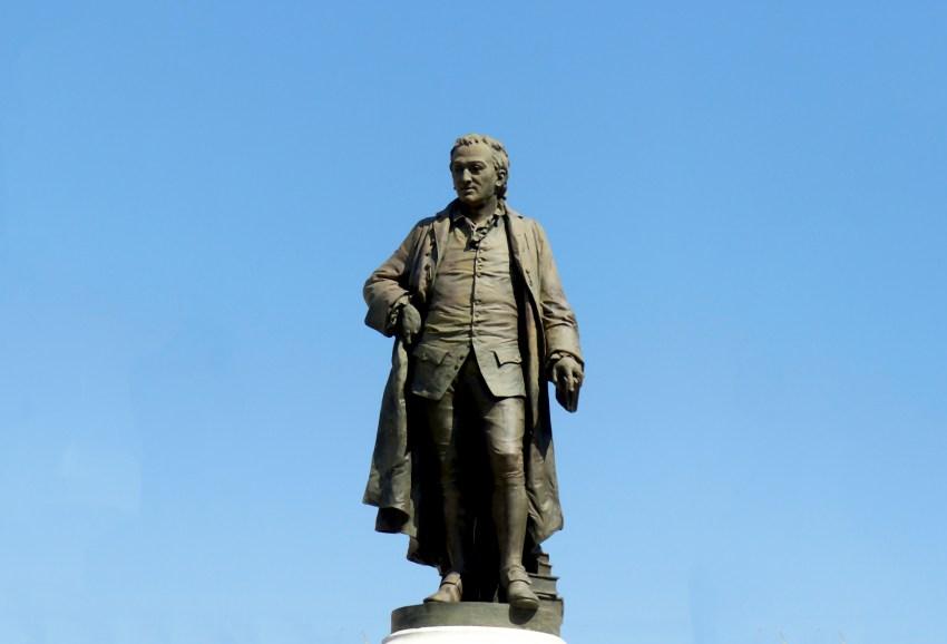 Statue Diderot Langres