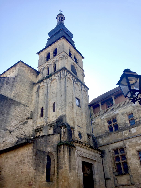 Sarlat-la-Canéda cathédrale