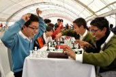 «Ajedrezarte», una maratón de ajedrez para estudiantes de Bogotá