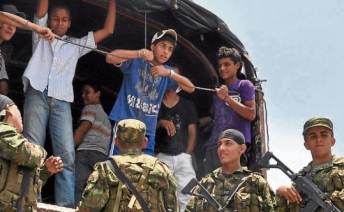 Mujer en cuidados intensivos tras batida del ejército en Tunjuelito
