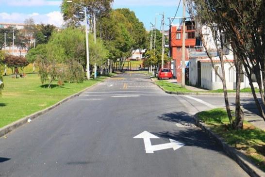Localidad Antonio Nariño completa su tercer barrio sin huecos gracias a su administración