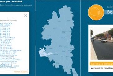 Nuevo portal web para consultar mantenimiento de vías en Bogotá
