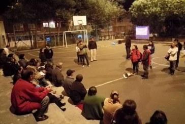 Urbanización Santa Ana visitada por la administración local de San Cristóbal